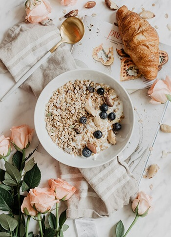 breakfast is the most important meal of the day as far as metabolism is concerned