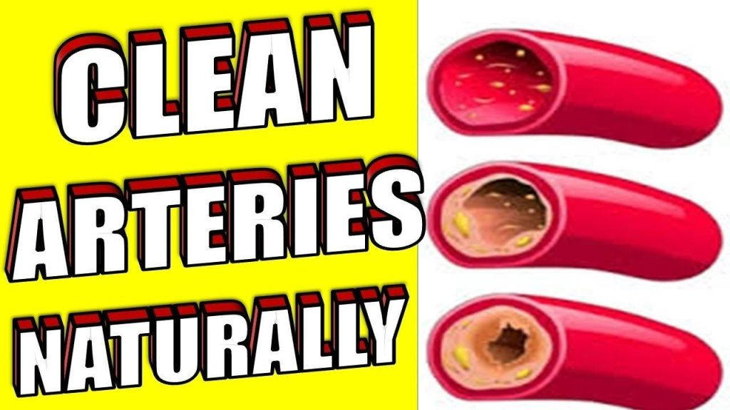 Clean Arteries Naturally