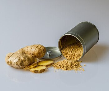 ginger can help promote healthy circulation
