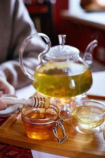 Honey has antiviral and antimicrobial properties