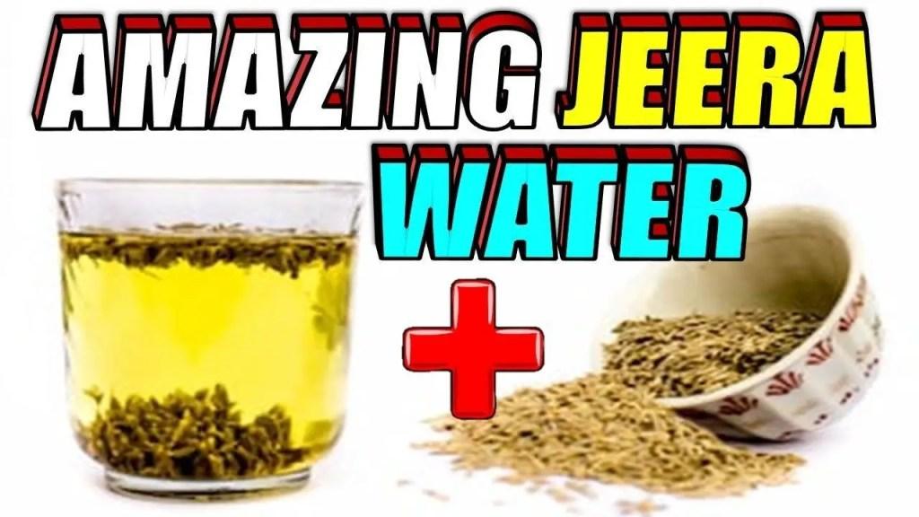amazing jeera water