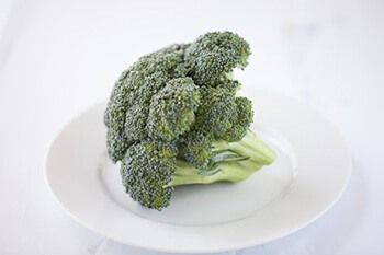 broccoli helps eliminate excess estrogen