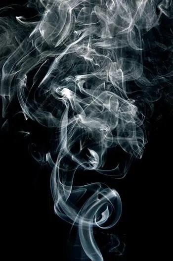 get rid of smoke odor