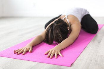 Practice lengthening stretches