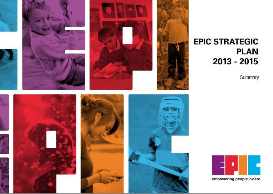 Strategic Plan 2013-15