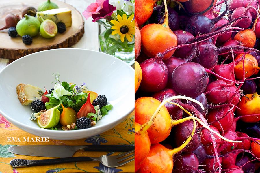 Beet-and-fig-salad