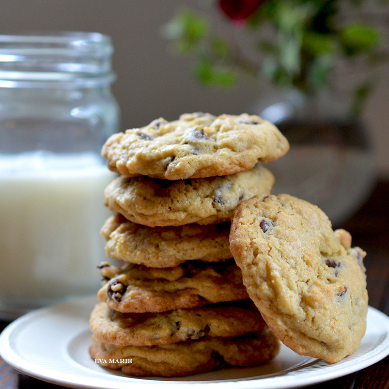 Chocolate-chip-cookie recipe