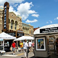 What To Know Before Going To The Ann Arbor Art Fair