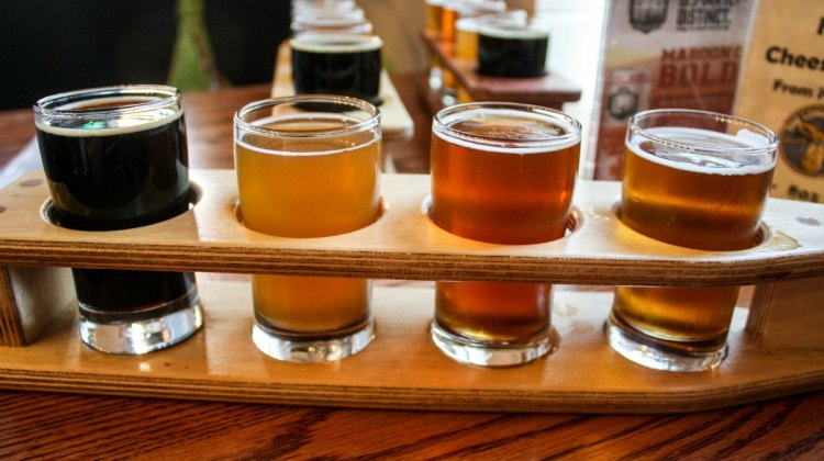 Bent Brewstillery is one of five reasons to visit Roseville, Minnesota -- a perfectly positioned destination for exploring the Twin Cities! | EpicureanTravelerBlog.com