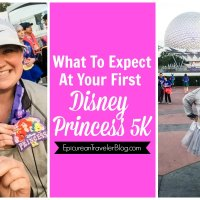 The Ultimate Rookie's Guide To Running The Disney Princess 5K