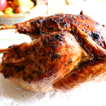 Herb and Balsamic Roast Turkey