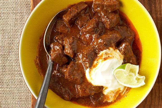 True Texas Chili  recipe