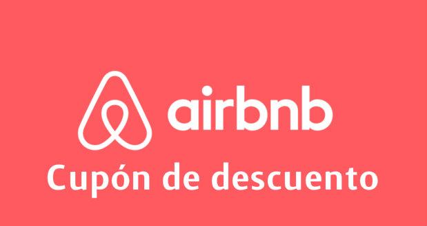Cupón descuento en Airbnb