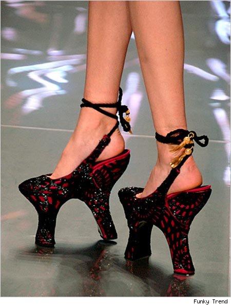 footwear designs 10 Strange Footwear designs