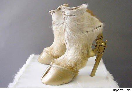 footwear designs 17 Strange Footwear designs