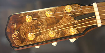 Engraved Guitar