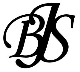 overlapping monogram letters