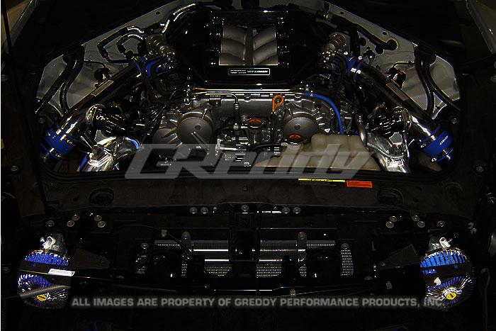 Greddy Airnix R35 GTR 2