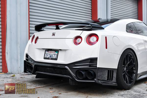 N-Tune Rear Bumper Forged P 1