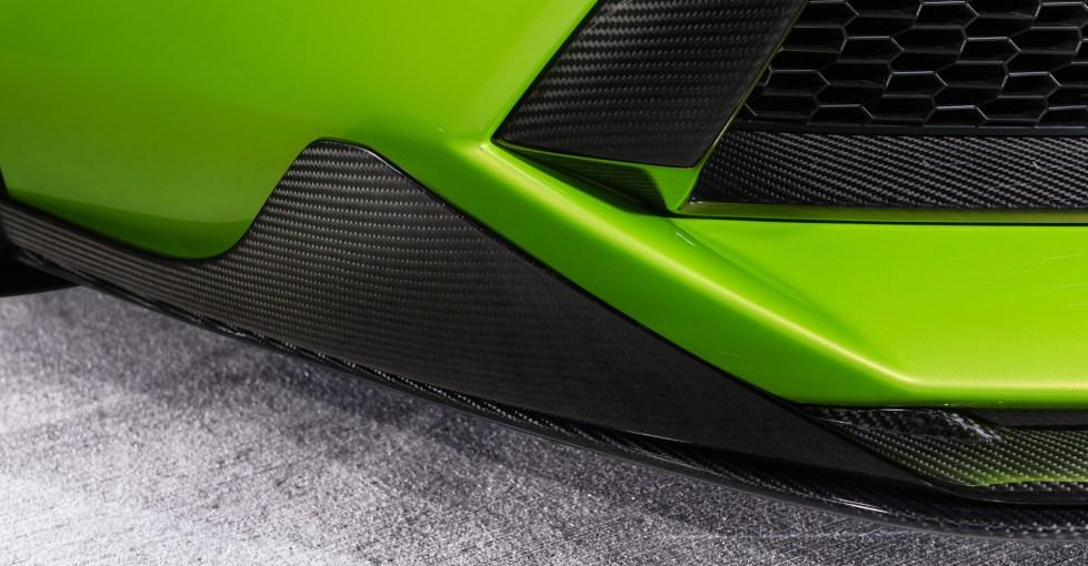 Vorsteiner Aventador V Front Spoiler 6