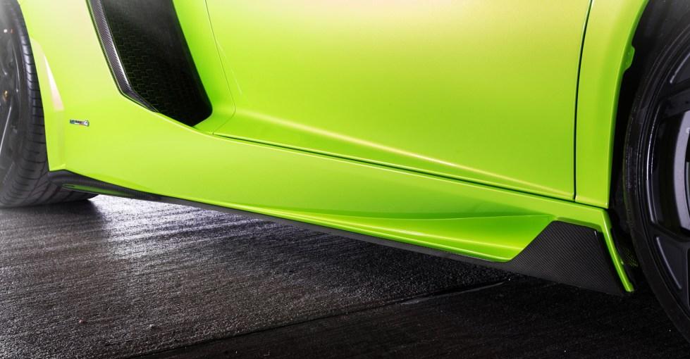 Vorsteiner Aventador V Side Extension 6