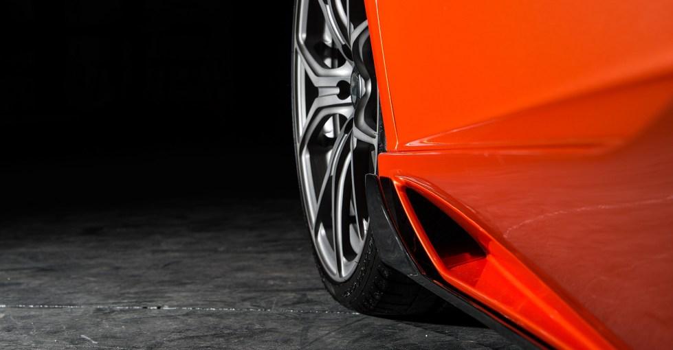 Vorsteiner Aventador V Side Extension