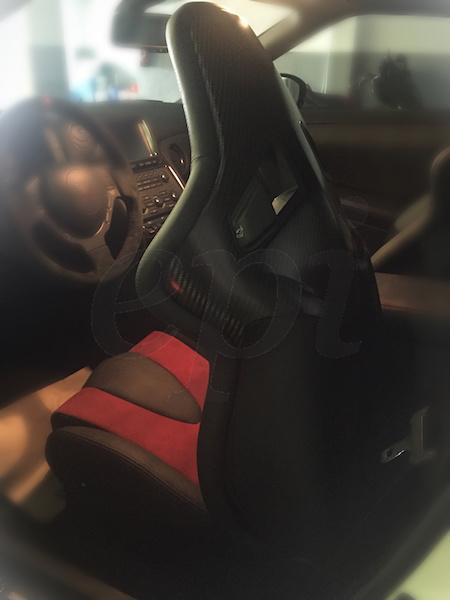 Nismo R35 GTR Seat 2