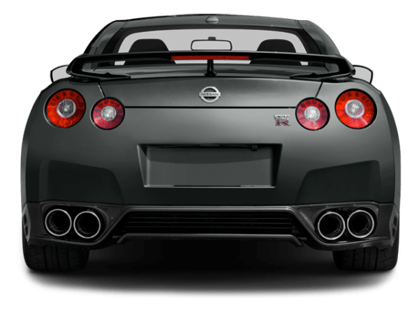 Nissan 748A0-KB51A dba rear carbon fiber underpanel 3