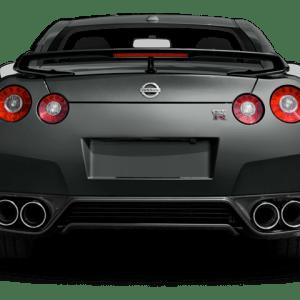 Nissan OEM Rear Under Carbon Fiber Diffuser: 2012+ Nissan R35 GTR