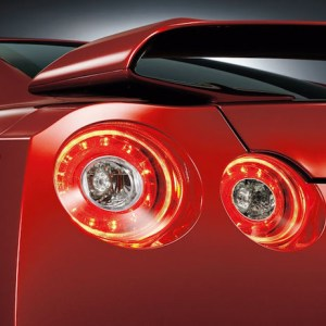 Nissan OEM 26550 62B1A LED Taillight Assembly (Set LH/RH): 2015+ Nissan R35 GTR  2