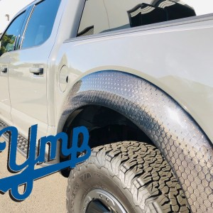YMP Ford Rapter Fender Flare4 1