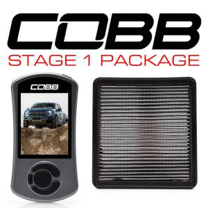 Cobb Tuning Stage 1 Ford F150 Raptor 2017-2018