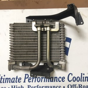 Used: OEM 2013 Nissan R35 GTR Engine Oil Cooler