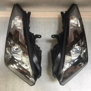 Used: OEM 2013 Nissan R35 GTR Head Lights (Set LH/RH)
