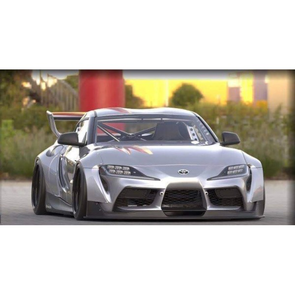 Pandem Widebody Aero Kit V1.0 (with wing) - Toyota GR Supra (A90) 2020+