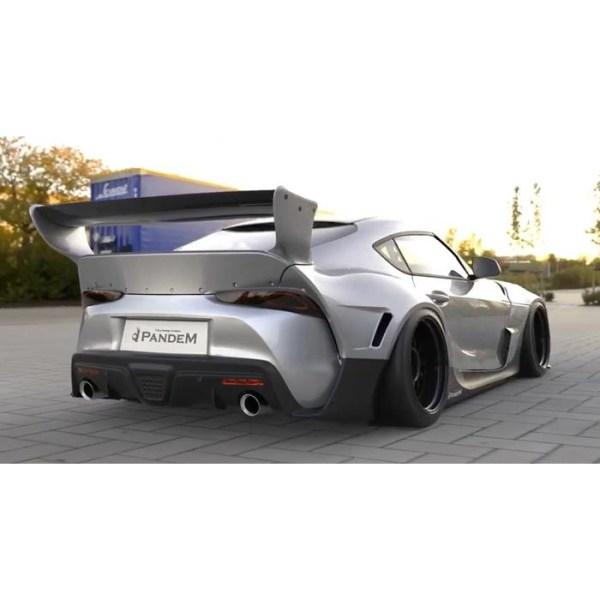 Pandem Rear Wing V1.0 - Toyota GR Supra (A90) 2020+