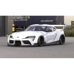 Pandem Widebody Aero Kit V1.0 (with Wing) – Toyota GR Supra (A90) 2020+