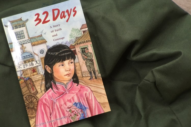 32 Days | A Book Review
