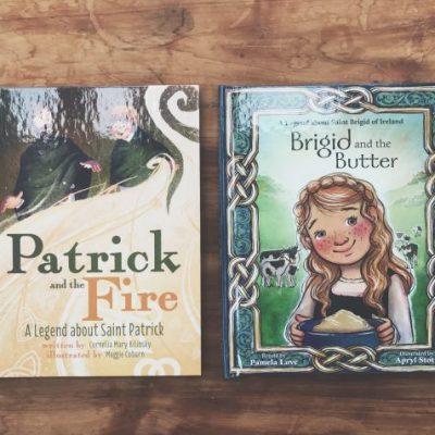 Patrick & Brigid arrived in my Mailbox