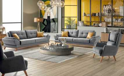 Κλασικός Καναπές Κρεβάτι Manhattan 13158