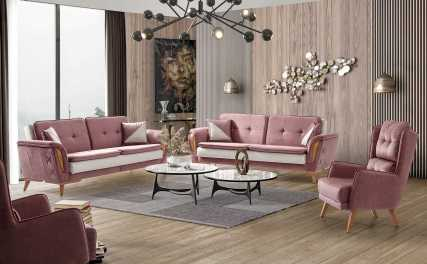 Κλασικός Καναπές Κρεβάτι Gala 13130