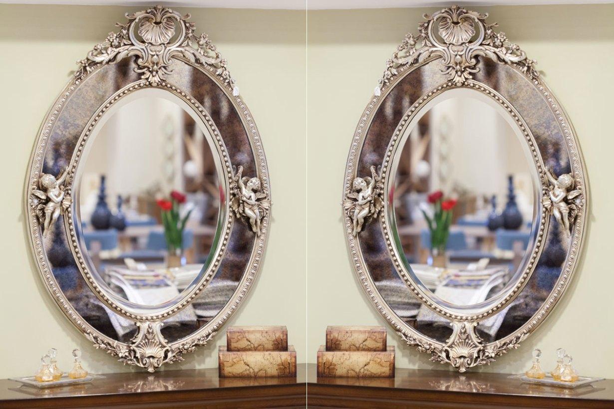 """Καθρέφτης """"Άγγελοι"""""""