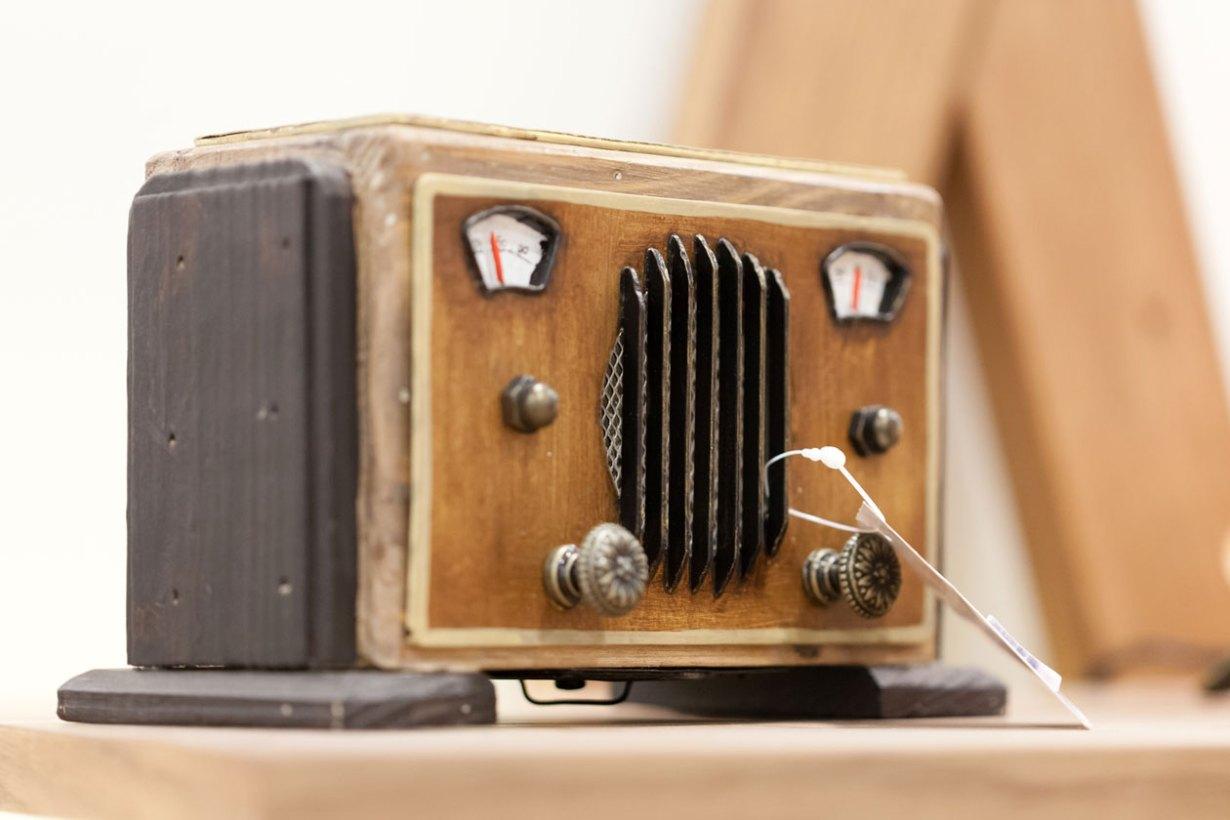 Διακοσμητικό ραδιόφωνο