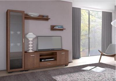 Σύνθετο για την τηλεόραση με βιτρίνα S-130019