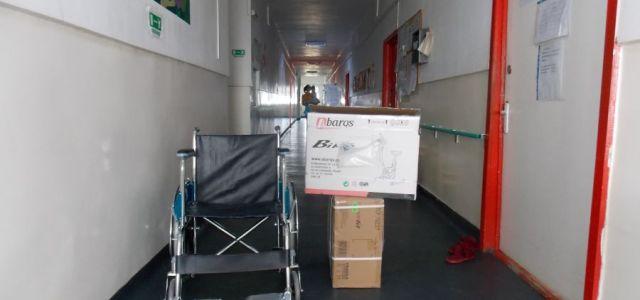 Întrucât, în urma unei vizite la Secția de Recuperare Neuromotorie Copii a Spitalului Județean Slatina, s-a constatat că unele aparate medicale folosite la recuperare nu mai sunt funcționale și că […]