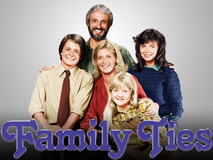 Image result for family ties tv series