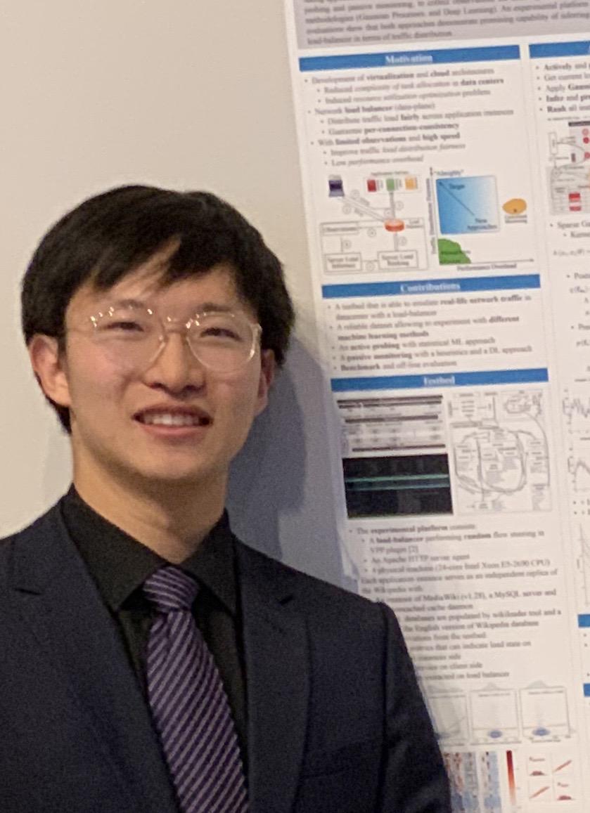 Zhiyuan Yao : PhD Student