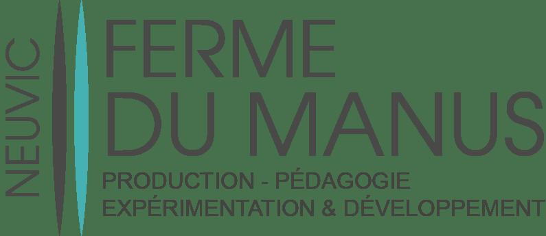 EPL de Haute-Corrèze logo ferme du Manus