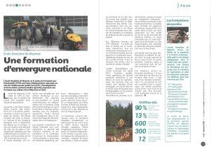 2020-10_MagHauteCorrezeCommunauté_Meymac formation forêt