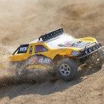 Test vidéo du Desert Truck 4.18 Dromida [Modélisme]